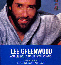Used Cassette Lee Greenwood- You've Got A Good Love Coming