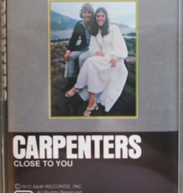 Used Cassette Carpenters- Close To You