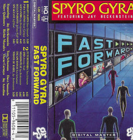 Used Cassette Spyro Gyra- Fast Forward