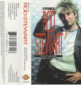 Used Cassette Rod Stewart- Best Of Rod Stewart