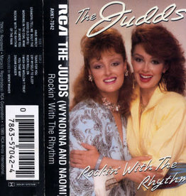 Used Cassette The Judds- Rockin' With The Rhythm