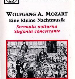 Used Cassettes Mozart- Eine Kleine Nachtmusik (Neville Marriner Conductor)