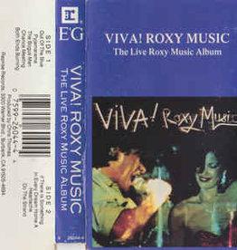 Used Cassettes Roxy Music- Viva