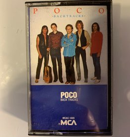 Used Cassettes Poco- Back Tracs
