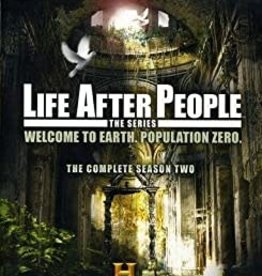 Used BluRay Life After People Complete Season 2