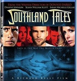 Used BluRay Southland Tales