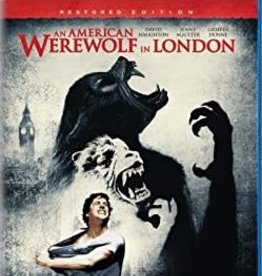 Used BluRay An American Werewolf In Londen