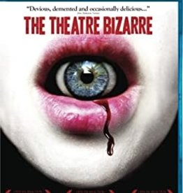 Used BluRay The Theatre Bizarre