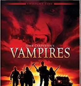 Used BluRay Vampires