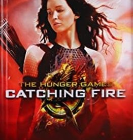 Used BluRay Hunger Games Catching Fire