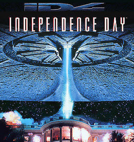 Used BluRay Independence Day