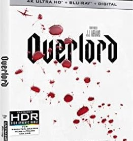 Used BluRay Overlord (4K)