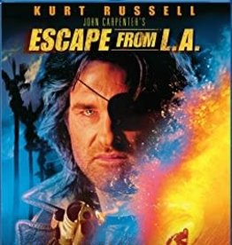 Used BluRay Escape From LA