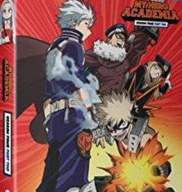Used BluRay My Hero Academia Season Four Part Two