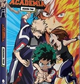 Used BluRay My Hero Academia Season Two