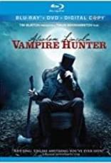 Used BluRay Abraham Lincoln Vampire Hunter