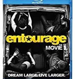 Used BluRay Entourage The Movie