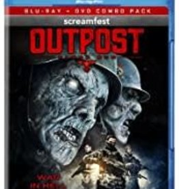Used BluRay Outpost Black Sun
