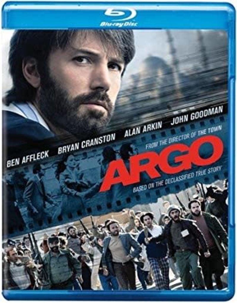 Used BluRay Argo