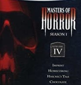 Used BluRay Masters Of Horror Season 1 Volume IV