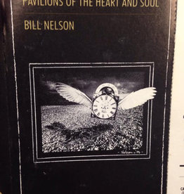 Used Cassette Bill Nelson- Pavilions Of The Heat And Soul