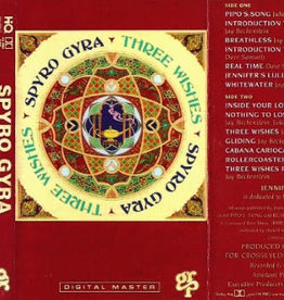 Used Cassette Spyro Gyra- Three Wishes