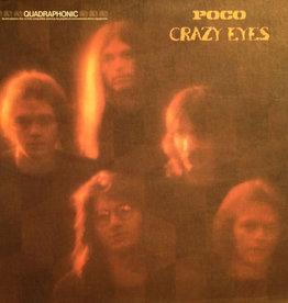 Used Vinyl Poco- Crazy Eyes (Quadrophonic)