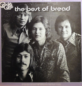 Used Vinyl Bread- The Best Of Bread (Quadrophonic)