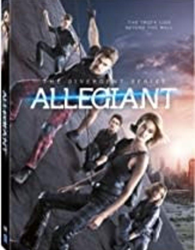 Used DVD Allegiant