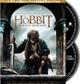 Used DVD The Hobbit: The Battle Of Five Armies