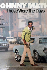 Used Vinyl Johnny Mathis- Those Were The Days (Sealed)