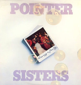 Used Vinyl Pointer Sisters- Having A Party (Sealed)