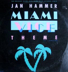 "Used Vinyl Jan Hammer- Miami Vice Theme (12"")"
