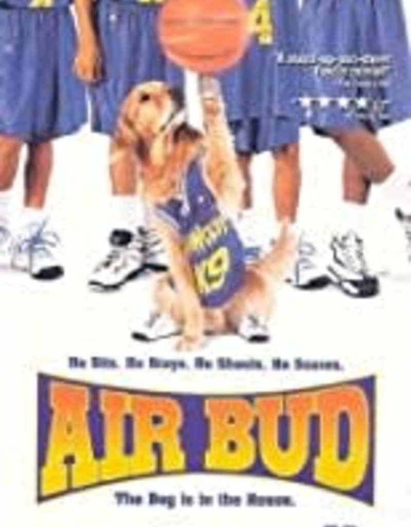 Used DVD Air Bud