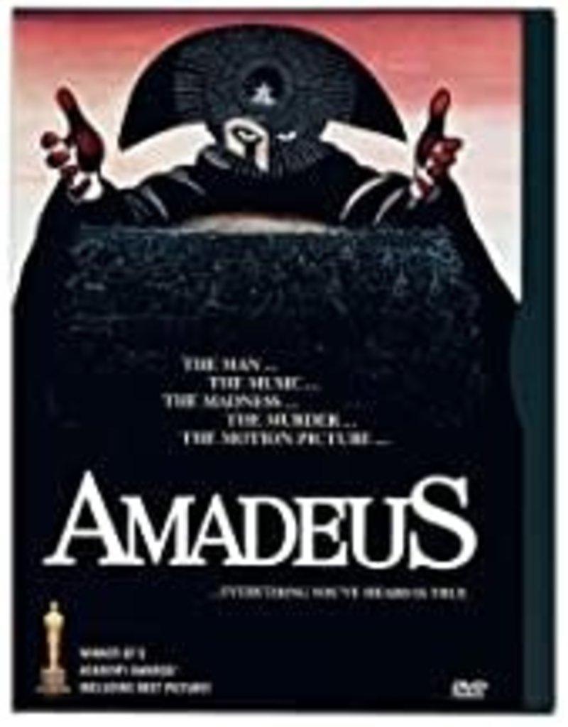 Used DVD Amadeus