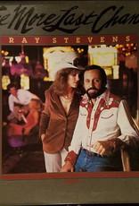 Used Vinyl Ray Stevens- Last Chance (Sealed)
