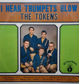 Used Vinyl The Tokens- I Hear Trumpet's Blow (Sealed)