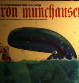 Used Vinyl Baron Munchausen