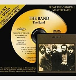 Used CD The Band- The Band (24kt Gold Disc)