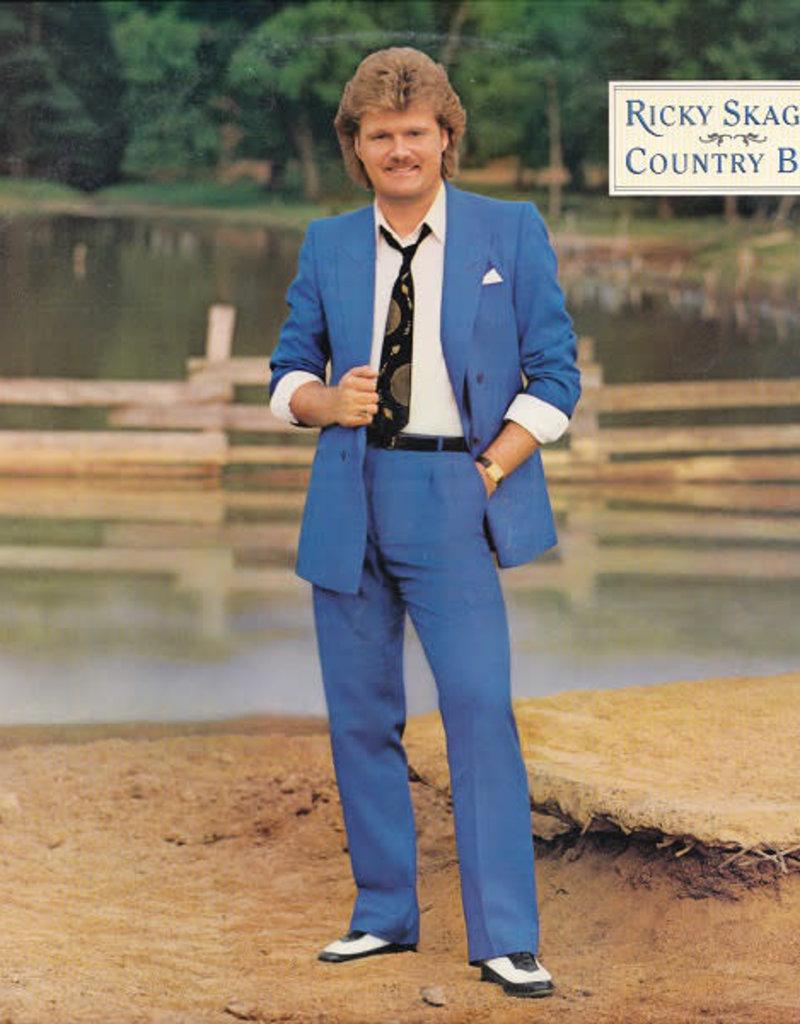 Used Vinyl Ricky Skaggs- Country Boy (Sealed)