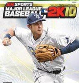 XBox 360 Major League Baseball 2K10