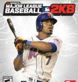 XBox 360 Major League Baseball 2K8