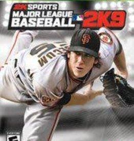 XBox 360 Major League Baseball 2K9
