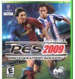 XBox 360 Pro Evolution Soccer 2009