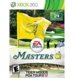 XBox 360 Tiger Woods PGA Tour 12: The Masters