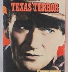 Used VHS Texas Terror