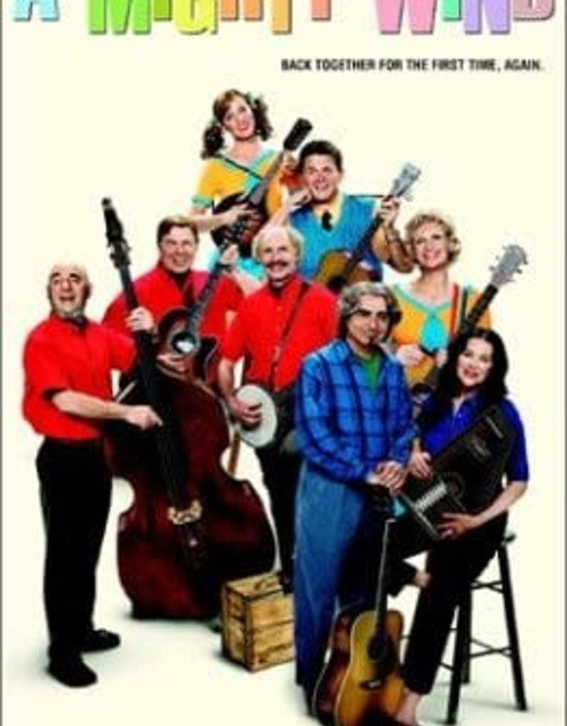 Used VHS A Mighty Wind