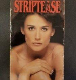 Used VHS Striptease