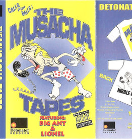 Used Cassette John Musacha- The Musacha Tapes