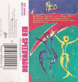 Used Cassette REO Speedwagon- Life As We Know It